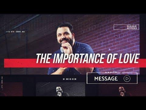 September 1st - Destiny PHX - The Importance of Love