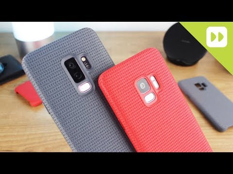 Official Samsung Galaxy S9 / S9 Plus Hyperknit Cover Review - UCS9OE6KeXQ54nSMqhRx0_EQ