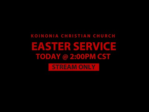 Resurrection Sunday - Dr. Ronnie Goines