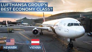 TRIPREPORT | Austrian Airlines (ECONOMY) | Newark - Vienna | Boeing 767-300ER