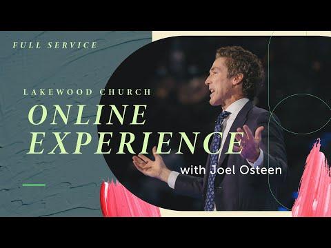 Lakewood Church LIVE  Joel Osteen  March 21, 2021