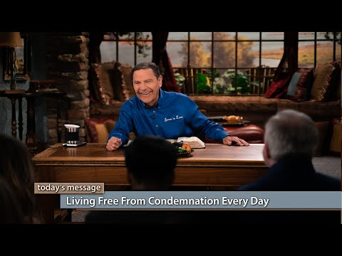Living Free From Condemnation Every Day