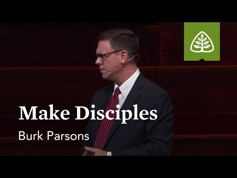 Burk Parsons: Make Disciples