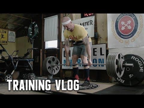 Accepting Failure - Training VLOG - UCNfwT9xv00lNZ7P6J6YhjrQ