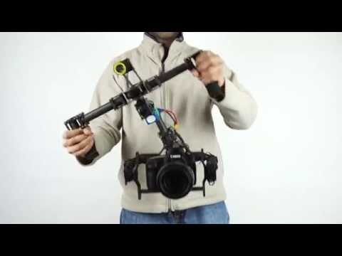 DYS 3-Axis Brushless Hand-Held Gimbal for DSLR with Follow Mode - UCTV27nUQST41-Qj0Vyuv0pg