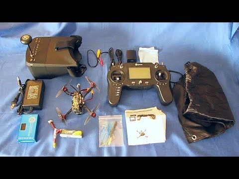 Eachine Novice III Ready to Fly FPV Racer Kit Flight Test Review - UC90A4JdsSoFm1Okfu0DHTuQ