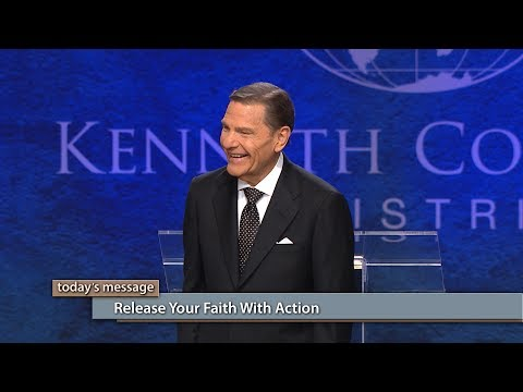 Release Your Faith With Action