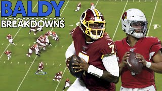 Analyzing Kyler Murray & Dwayne Haskins Second Preseason Game | Baldy Breakdowns