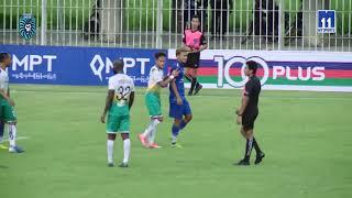 Southern Myanmar 0-0 Yangon United Highlight