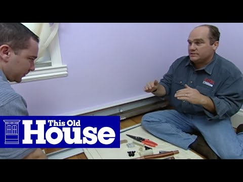 How to Quiet Knocking Baseboard Heat | This Old House - UCUtWNBWbFL9We-cdXkiAuJA