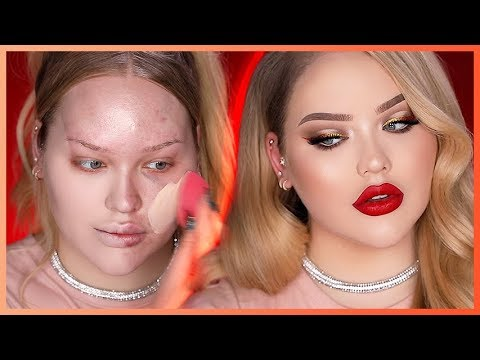 EXTREME HOLIDAY GLAM TRANSFORMATION! - UCzTKskwIc_-a0cGvCXA848Q