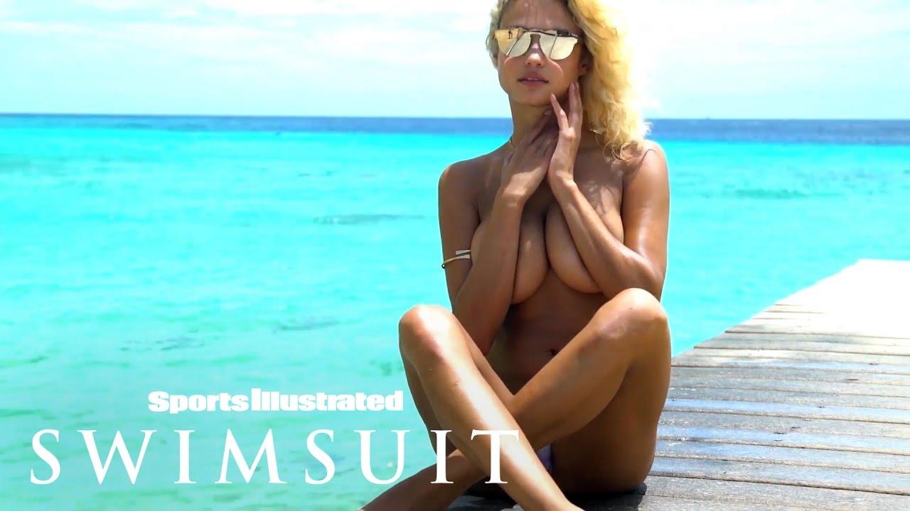 Rose Bertram's SI Swimsuit 2017 Return   Sports Illustrated Swimsuit