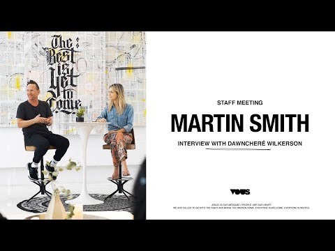 VOUS Staff Meeting with Martin Smith