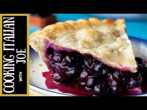 World's Best Blueberry Pie Recipe Cooking Italian with Joe - UCmwf656_nAjxFGxfC6Yw0QQ