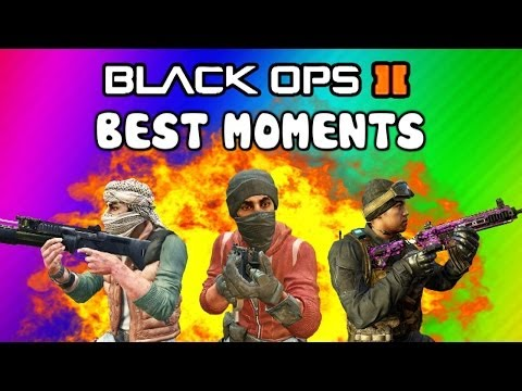 Black Ops 2 Best Moments - Funny Moments, Killcams, Remix, Epic Kills, Fun w/ Friends (Thank you) - UCKqH_9mk1waLgBiL2vT5b9g