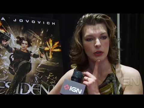 Milla Jovovich - Resident Evil: Afterlife Interview - UCKy1dAqELo0zrOtPkf0eTMw