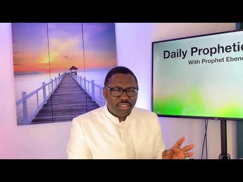Prophetic insight Apr 19th, 2021