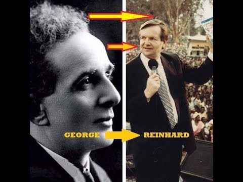 How Reinhard Bonnke 'tapped' from George Jeffreys - LEARN from THIS!!!
