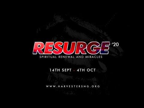 Next Level Prayers With Pst Bolaji Idowu  1st October #resurge Day 18