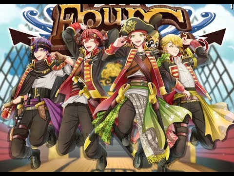 浦島坂田船/『Four the C』【XFD】
