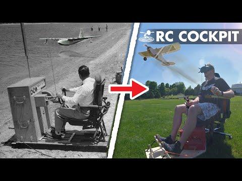 Building a Cockpit to Fly RC Planes?? 😱 - UC9zTuyWffK9ckEz1216noAw