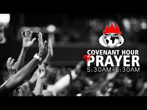 DOMI STREAM: COVENANT HOUR OF PRAYER  MAY 7, 2020