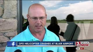 OPD Helicopter Crash