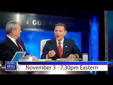 Watch America Stands 2020 Election Coverage in the Spirit of Faith on Nov. 3!