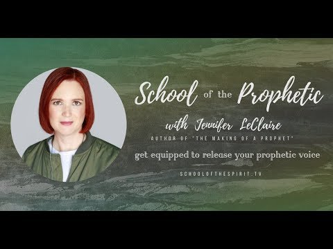 School of the Prophetic  Get Equipped to Release Your Voice Accurately