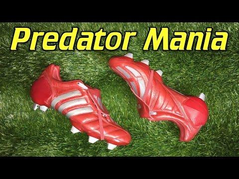 be50f553c132 Adidas Predator Mania (2002) - Retro Review + On Feet