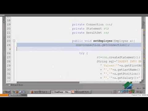 Java Enterprise Edition (J2EE) |Aldarayn Academy| lecture 12