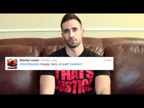 Ask Dom: Bro Fight, Spring Break, Justice - UCKRNfvuKDTqN5qreqabaERw