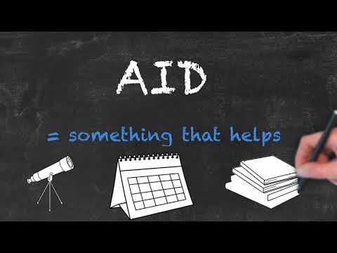 Aid vs Aide - English Grammar - Teaching Tips