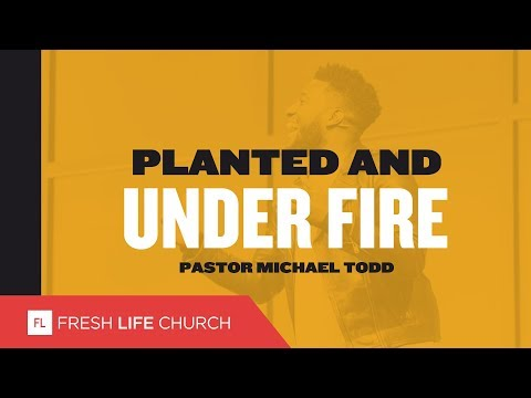 Planted and Under Fire :: Pastor Michael Todd