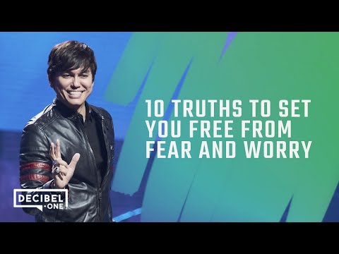10 truths to set you free from fear and worry during the coronavirus pandemic  Joseph Prince