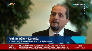 Prof. Dr. Bülent Karagöz Kanserde akıllı ilaç tedavisi nedir? NTV