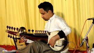 Indian Blue - Mishra Bhairavi featuring SHIRAZ ALI - shirazalikhan , Classical