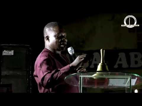 PROPHET/EVANG.HEZEKIAH OLADEJI LIVE AT CAC Faith Home Ede  15TH April, 2021.Evening session Part 2