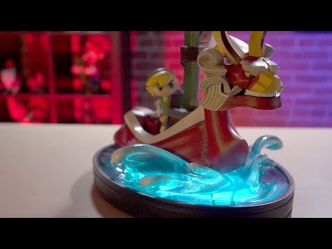 Unboxing The King of Red Lions from Zelda: Wind Waker - UCKy1dAqELo0zrOtPkf0eTMw
