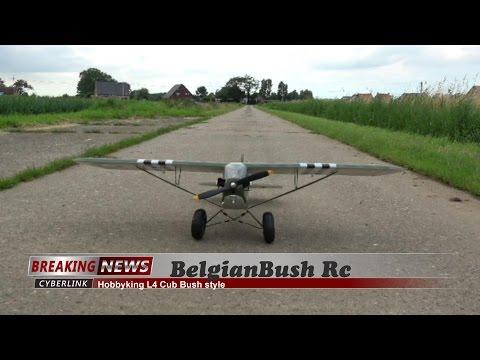 Hobbyking L4 grasshopper cub 4K test footage - UCs7dKvi8-pHXS-b6F4kBHoA