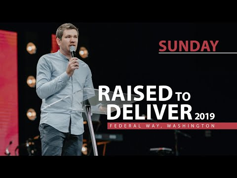 Raised to Deliver Federal Way 2019  Sunday