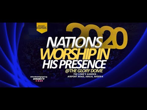 MID-DAY WORSHIP:2020 SUPERNATURAL SHIFT FAST (DAY 8) 13.01.2020