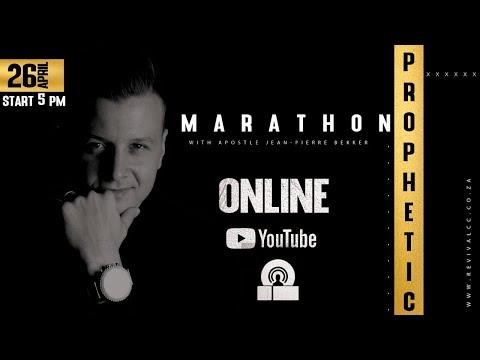Prophetic Marathon Night 2