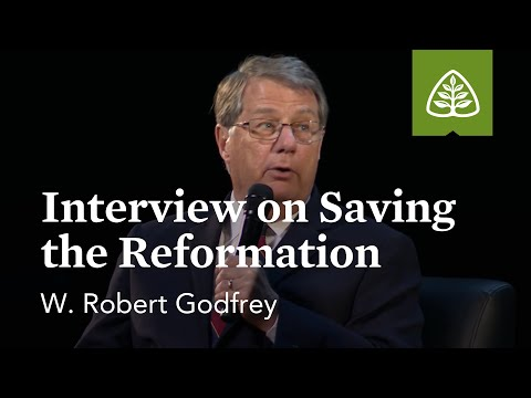 Godfrey: Interview on Saving the Reformation (Optional Session)
