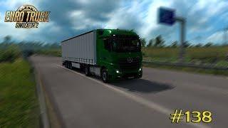 Euro Truck Simulator 2 |#138 Prague - Karlskrona 2/2