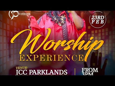 Jubilee Christian Church Live Worship Experience - 23rd February 2020 (#JCCWorshipExperience).