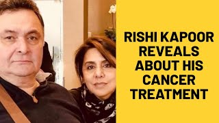 Veteran Actor Rishi Kapoor Finally Reveals The Reason His Cancer Treatment Took So Long To Complete