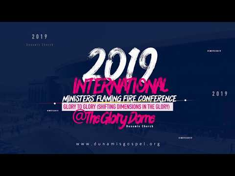 Dr Becky Paul-Enenche - SPECIAL INVITATION TO #IMFFC2019