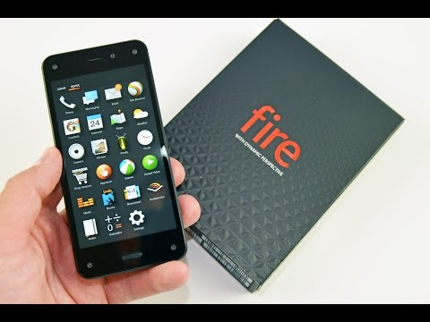 Amazon Fire Phone: Unboxing & Review - UCmY3dSr-0TOkJqy0btd2AJg
