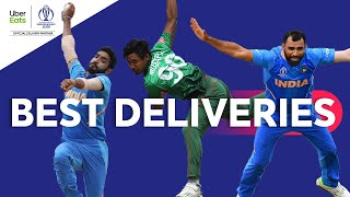 UberEats Best Deliveries of the Day | Bangladesh vs India | ICC Cricket World Cup 2019